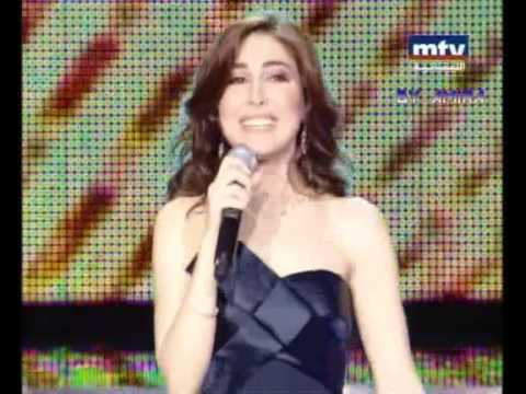 Yara singing shefto mn b3eed