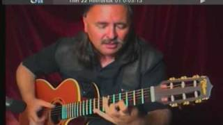 Earth, Wind  Fire Lets Groove Fingerstyle acoustic guitar by  Igor Presnyakov