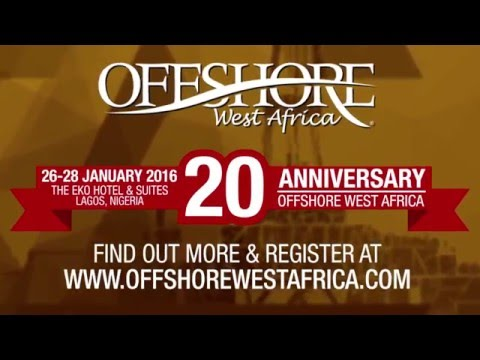 Offshore West Africa 2016 - Anniversary Promotion