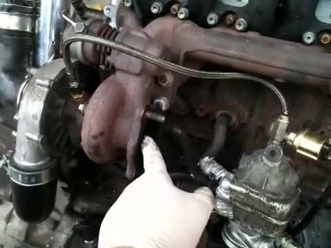 VW T4 2.4D Turbo convers