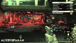 COD: Ghosts / Devastation / Extinction / Unearthed gameplay