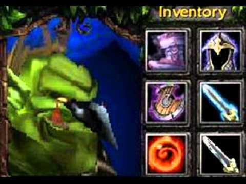 Dota วิธีออกของ troll warlord (แก้) [EM]