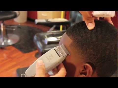 CHUKA THE BARBER REVEALS THE SECRET (HOW TO GET YOUR TIMMER BLADES TO CUT RAZOR SHARP)