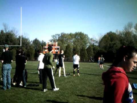 Messalonskee high school Track 4x1