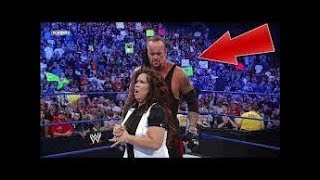 The Undertaker Surprise Vickie Guerrero & Break Her Neck On Smackdown.