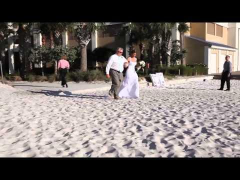 Florida Beach Weddings at Sandpearl Resort - Clearwater Beach, FL