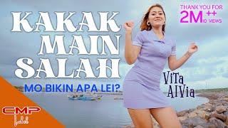 Download lagu Vita Alvia - Kaka Main Salah ( ) | Mo Bikin Apa Lei Mo Bagaimana Lei Kentrung