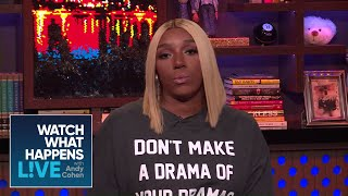 NeNe Leakes Shades The #RHOA 'Wives | RHOA | WWHL
