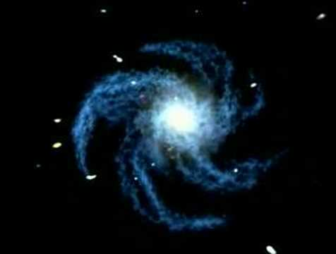 Galaxy Song by Eric Idle Video