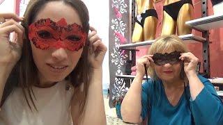 La boutique des Reines du Shopping !!! Vlog : Lingerie, tabous et tensions dans le couple
