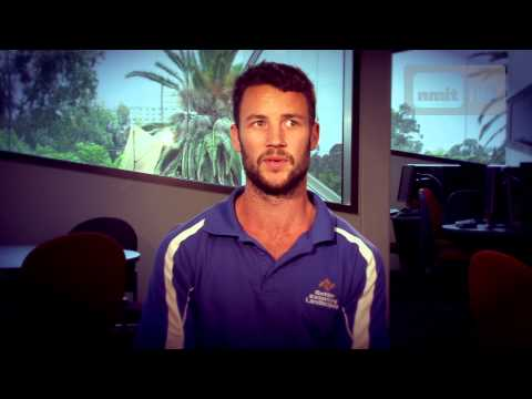 NMIT Our People, Our Stories 2012: Landscaping - Luke Milner