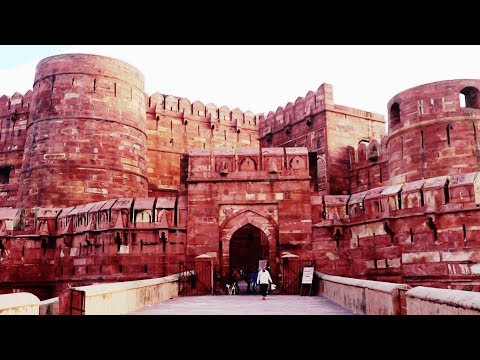 Agra Fort | Agra | India| One of the best historical place in India.