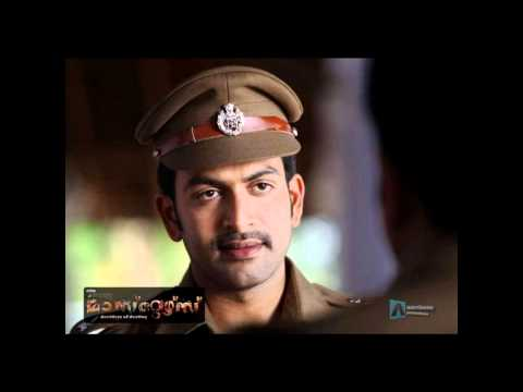 PRITHVIRAJ IN MASTERS NEW MALAYALAM MOVIE