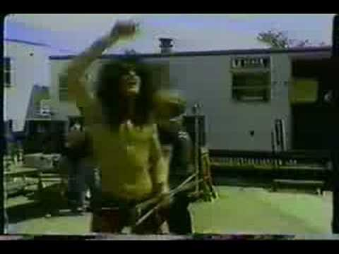 Motley Crue - Down At The Whisky