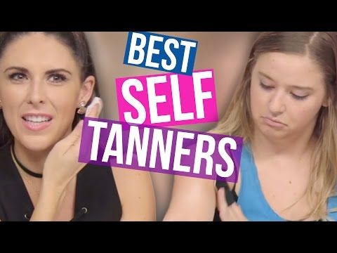 4 Top Rated Self Tanners (Beauty Break)