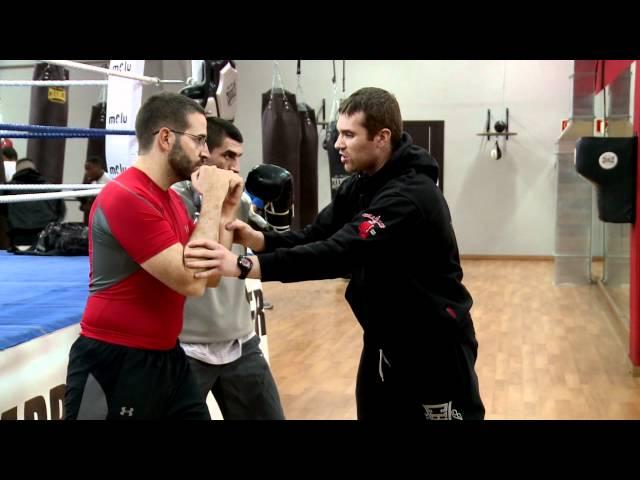 Boxeo: ¿Cómo se lanzan los golpes?