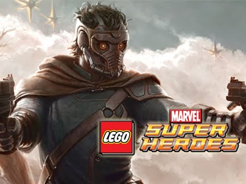 LEGO Marvel Superheroes: STARLORD Gameplay