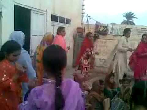 New Desi Shadi Saraiki Ladies Juhmar 2012 Khaja Faheem...00966 568488393 Pk 0092345 4011703 video