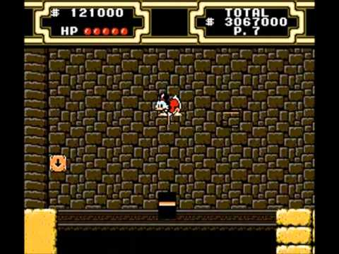 Misc Computer Games - Duck Tales 2 - Bermuda Triangle Theme