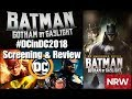 Batman: Gotham By Gaslight Review at #DCinDC2018 #DCinDC THE #NRW! New Release Wednesday!