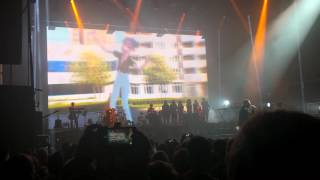 Gorillaz - Sleeping Powder (LIVE Debut) 02 Brixton London June 2017