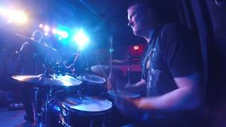 5 Shades of Blue - Boogie Man (Drum Cam)
