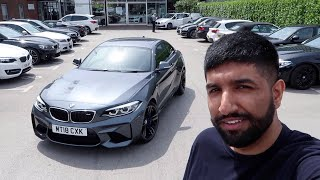 Collecting My NEW CAR! *2018 BMW M2*