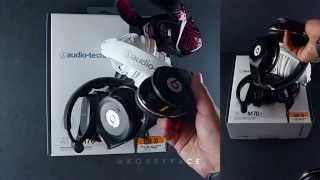 M70X & APOGEE GROoVE dAC Unboxing review weight vs beats m50x v-moda heaphones