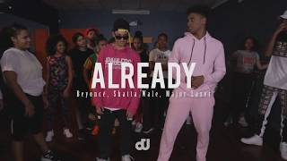 DANCE UNITY PANAMA |  ALREADY - Beyoncé, Shatta Wale, Major Lazer | Taller by J-Du