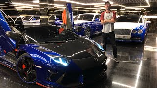 THE SICKEST SUPERCAR GARAGE IN DUBAI