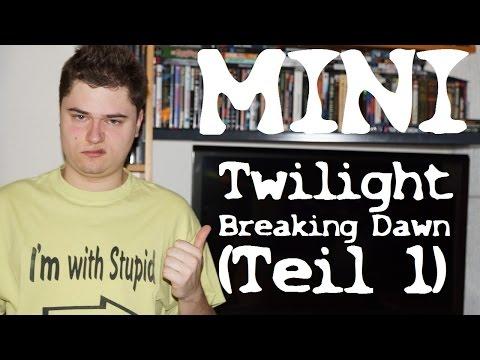 /mini\ TWILIGHT - BREAKING DAWN [TEIL 1] (Bill Condon) / Playzocker Reviews 5.121m