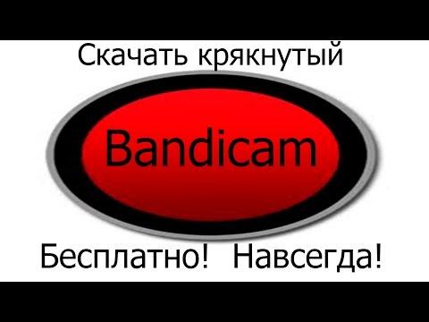Видео: Скачать крякнутый Bandicam полностью на русском! видео: Скачать кряк