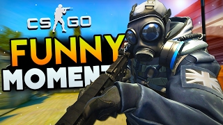 CS:GO Funny Moments - Worst Aim, Auto-Sniper Fail, Deagle Clutch! (CSGO)