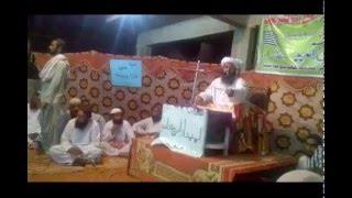 Molana Abdul Ghfoor Bhutto in Jamshoro Meena Masjid Part 3