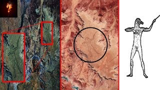 Biggest Nazca Lines Ever Appear In Australia?