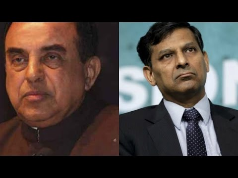 Big Story - Subramanian Swamy Vs. Raghuram Rajan