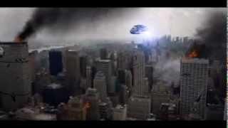 Aliens Attack New York City - VFX