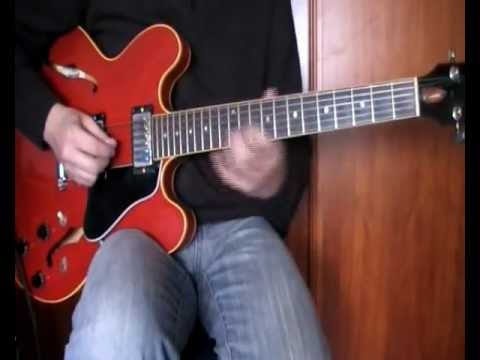 SOLO TRANSCRIPTION FROM GRANT GREEN ON