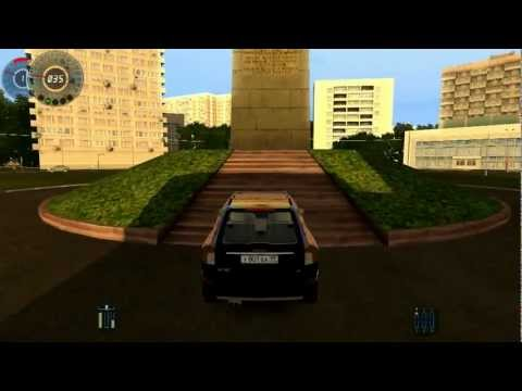 City Car Driving 1.2.5 - Volvo XC90 - [ HD 1080p ]