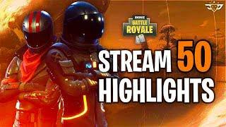 I'M JOINING FAZE?! - Stream Highlights - Part 50! (Fortnite: Battle Royale)