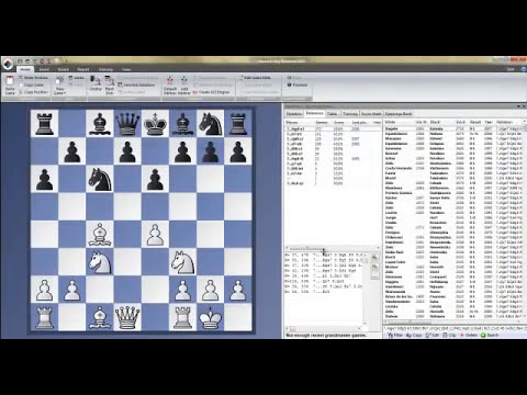 ChessBase 11 Basic Features
