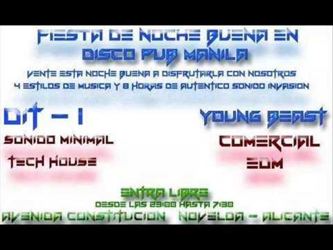 Dit-1 @ NOCHEBUENA 2014 Disco Pub MANILA - NOVELDA (ALICANTE)