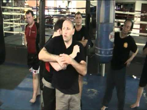 Krav Maga Upward Straight Knife Stab Defense Itay Gil 1 Image 1