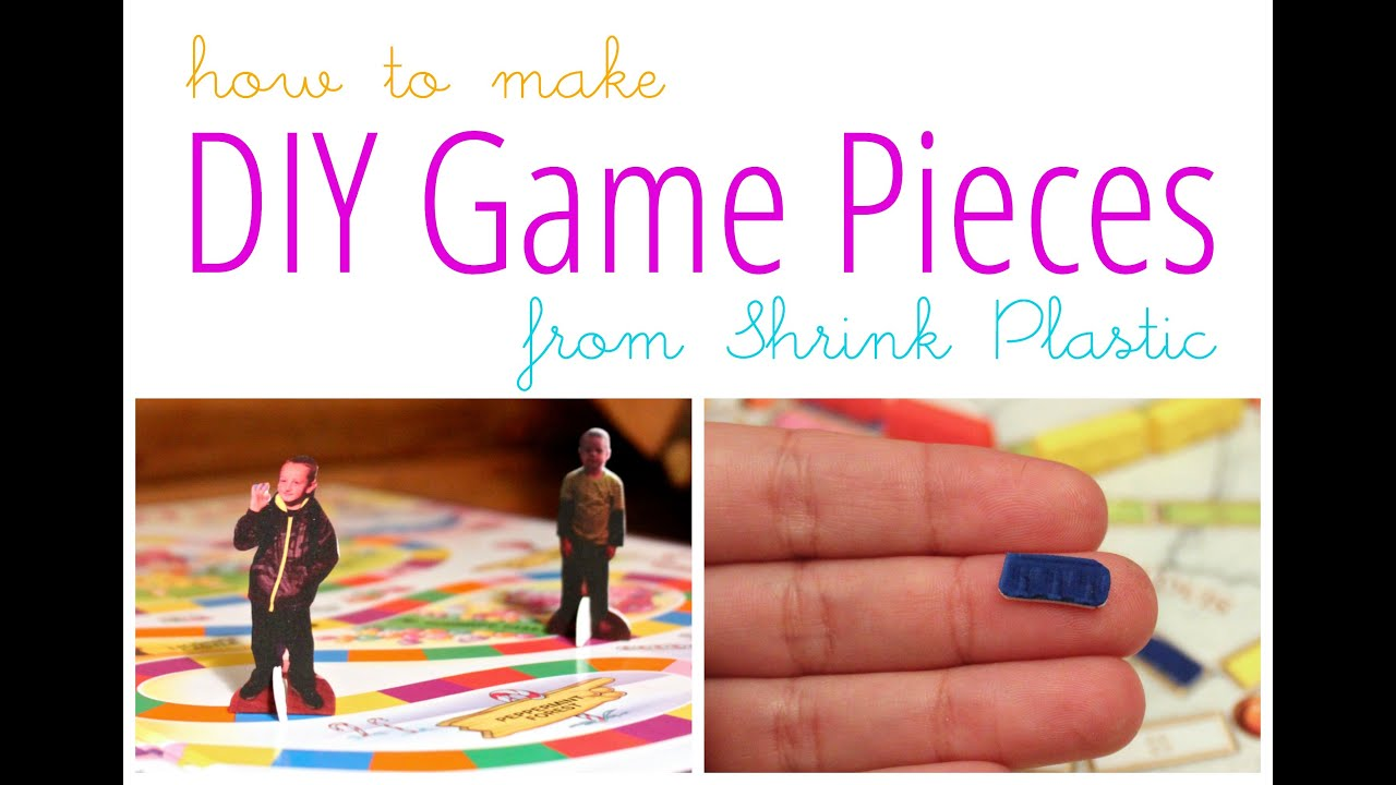 What To Use For Game Pieces