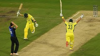 Top 10 Most Thrilling  Last Over Finishes in Cricket History Ever