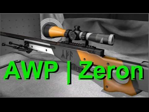 AWP | Zeron CounterStrike