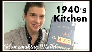 Vintage Methods of Food Storage | The ABCs of Cookery | Homemaking Maven