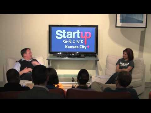 Thom Ruhe (Kauffman Foundation) at Startup Grind Kansas City