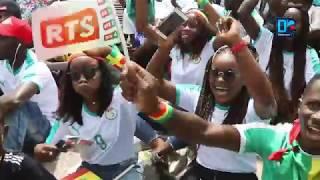 Supporters : Focus dans la fièvre contagieuse du 12e Gaindé à l'obélisque