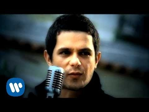 Alejandro Sanz - Amiga mia (Video Oficial) Music Videos